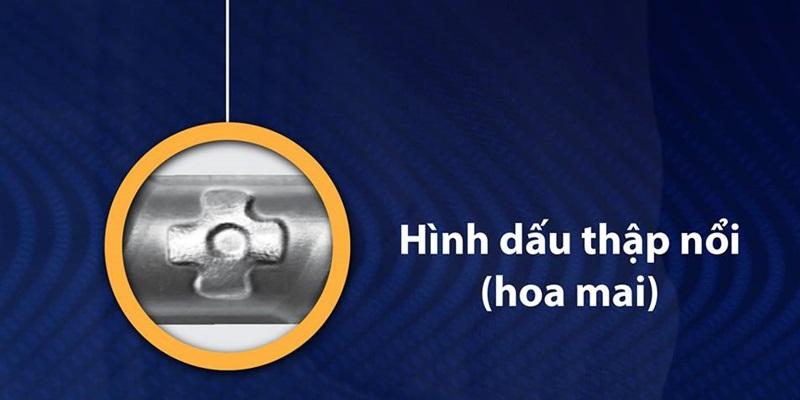 Dấu hiệu nhận biết thép Việt Nhật Vina Kyoei chính hãng