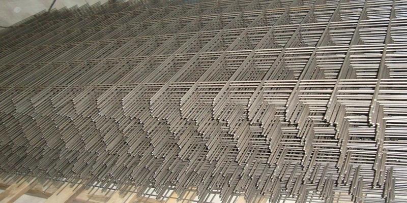Lưới thép hàn đã được gia công sẵn