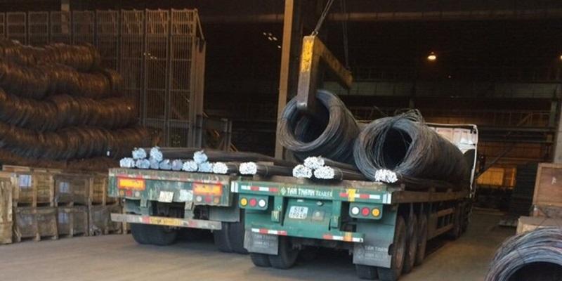 Báo giá sắt thép Việt Nhật mới nhất được cập nhật từ đại lý cấp 1