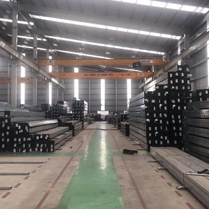 Giá ống thép Việt Nhật cập nhật từ nhà máy sản xuất