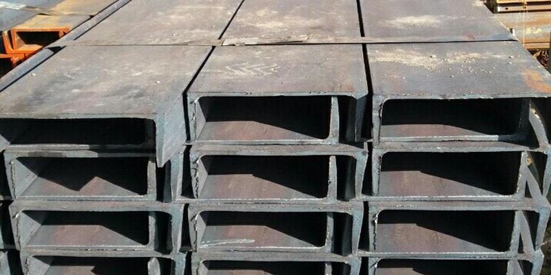 Thép U140 ( sắt U140 ) - Thép hình chữ U